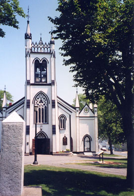 セント・ジョーンズ・アングリカン教会