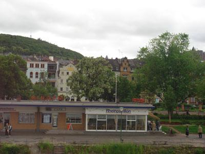 ライン河畔ビンゲン