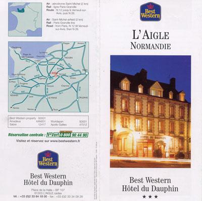 Hotel du Danphin