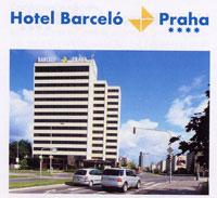 プラハのホテル