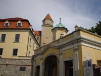 プラチスラバ城