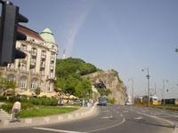 ゲッレールト温泉とゲッレールトの丘