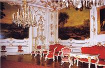 マリー・アントワネットの部屋