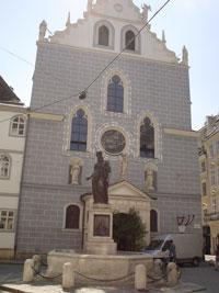 フランツィスカーナ教会