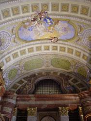 図書館天井画