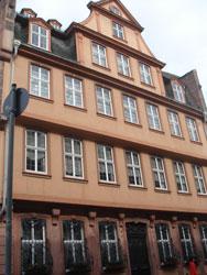 ゲーテハウス・博物館
