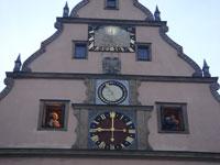 マイスタートルンクの仕掛け時計