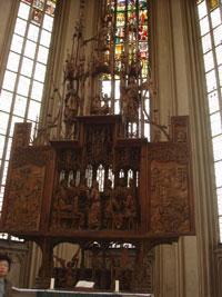 リーメンシュナイダーの祭壇
